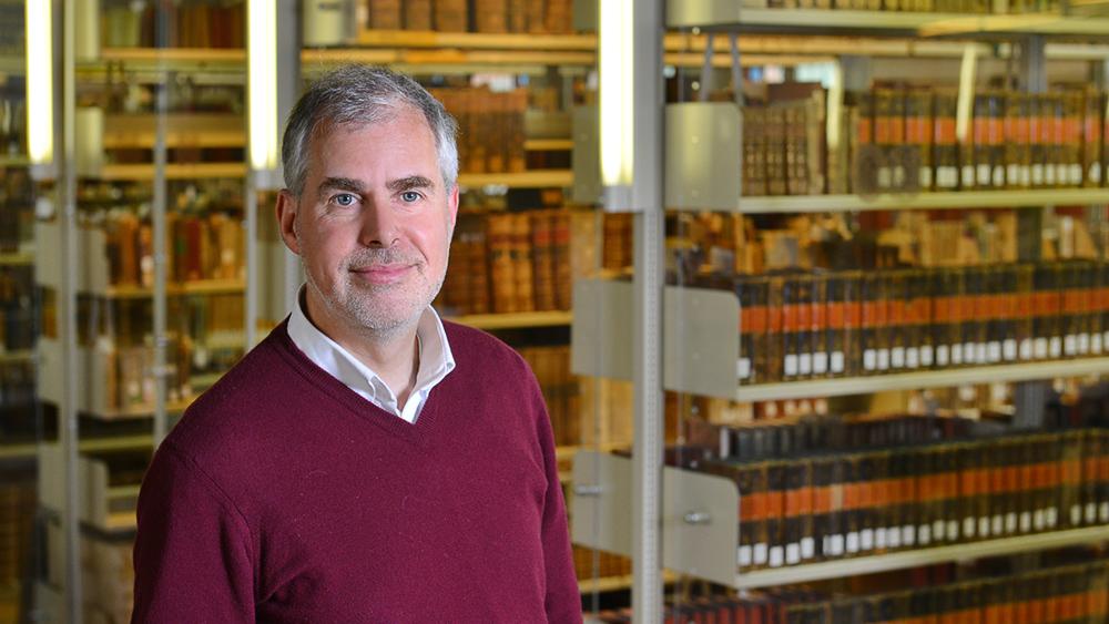 Dr. Frank Grunert; Foto: Michael Deutsch, Halle