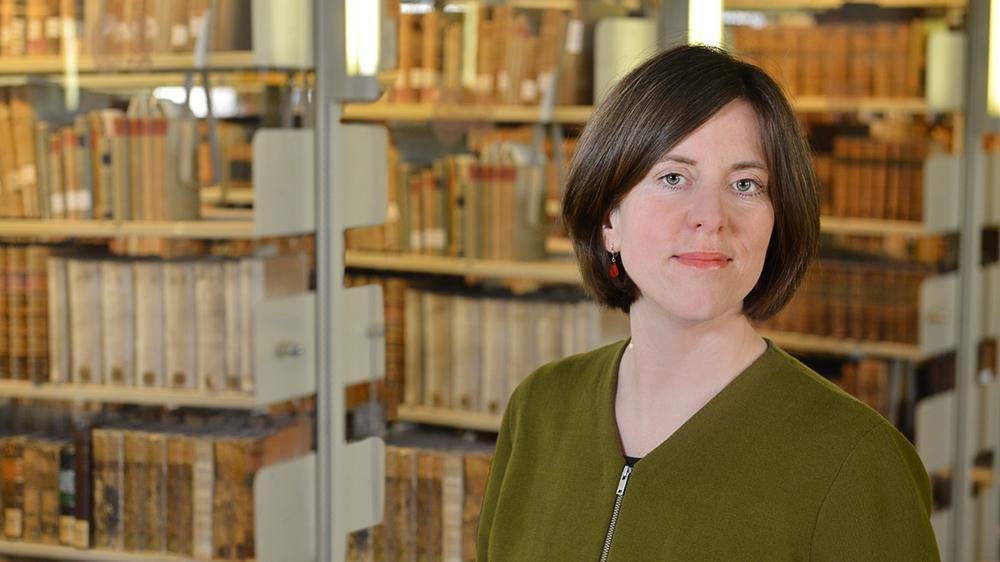 Dr. Jana Kittelmann; Foto: Michael Deutsch, Halle