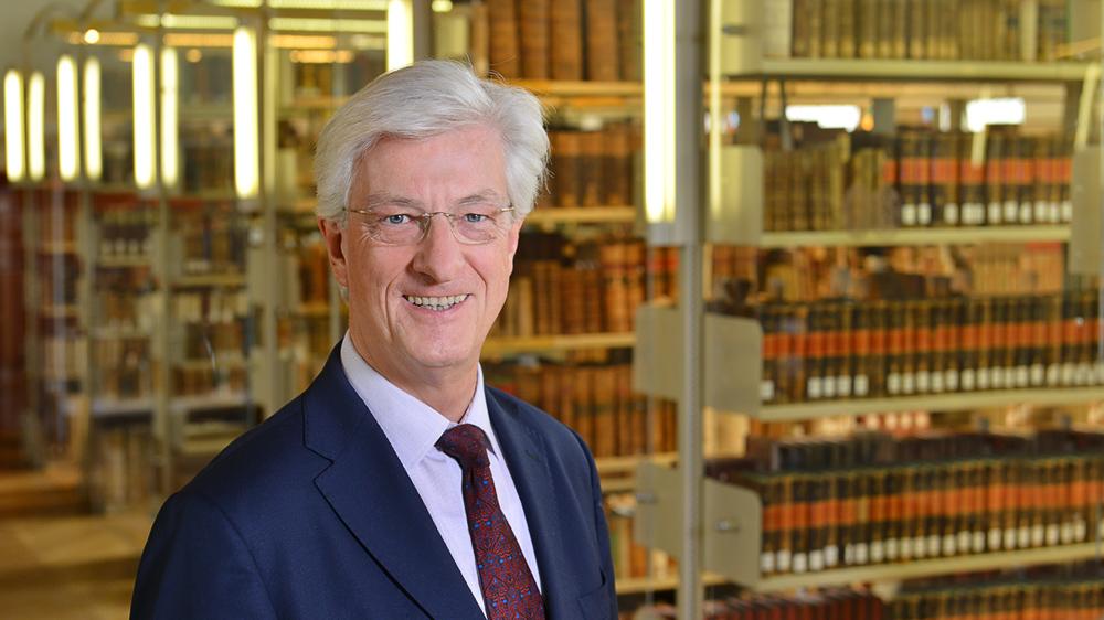 Prof. Dr. Jürgen Stolzenberg; Foto: Michael Deutsch, Halle
