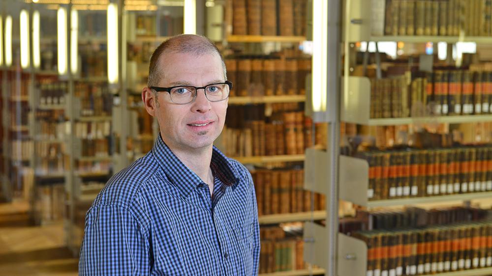 Dr. Martin Kühnel; Foto: Michael Deutsch, Halle