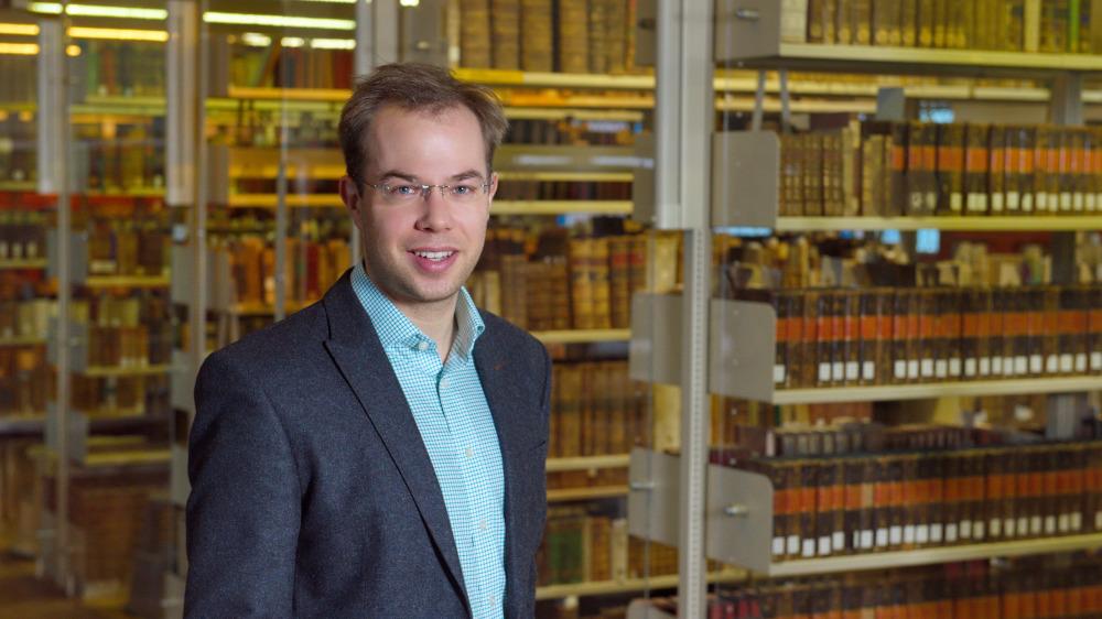 Mike Rottmann; Foto: Michael Deutsch, Halle