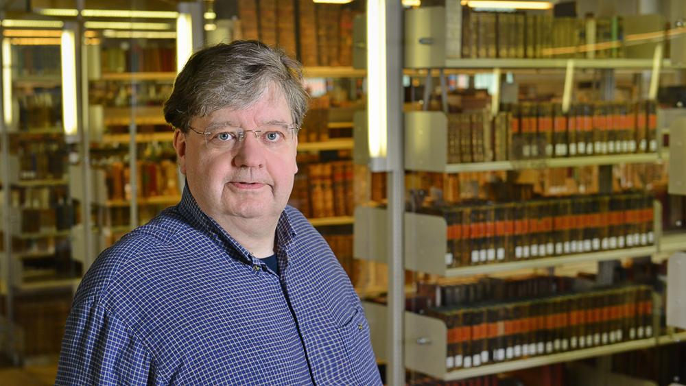 Prof. Dr. Thomas Bremer; Foto: Michael Deutsch, Halle