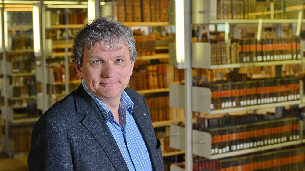 Prof. Dr. Wolfgang Hirschmann; Foto: Michael Deutsch, Halle