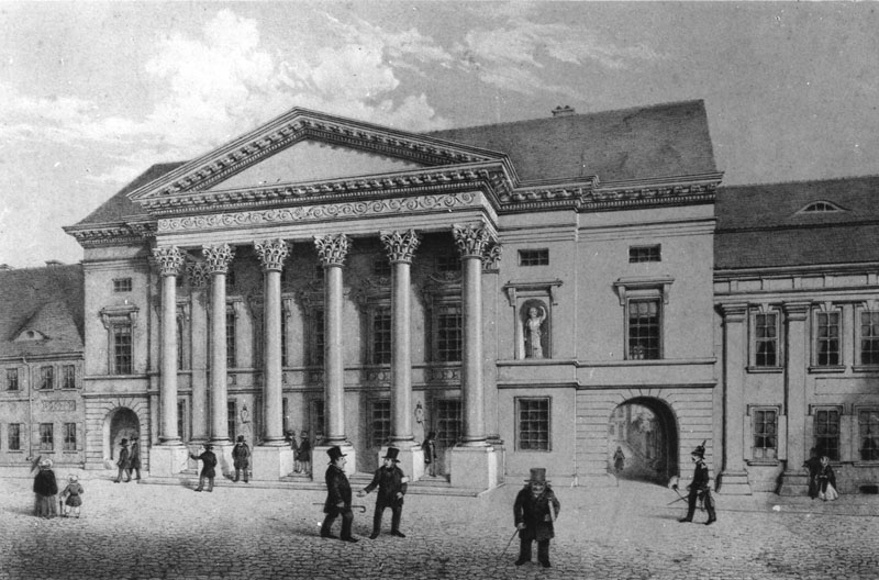 Hoftheater in Dessau