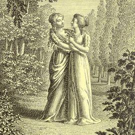 2008: Frauen im Gartenreich – Weiblichkeit und Naturästhetik im 18. Jahrhundert