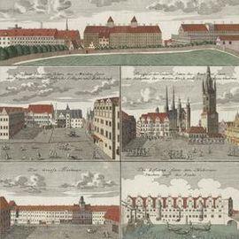Zwischen Stadt, Universität und Kirche. Die literarische Kultur Halles im 18. Jahrhundert