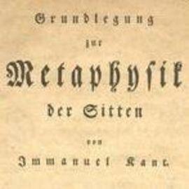 """Systematischer Kommentar zu Kants """"Grundlegung zur Metaphysik der Sitten"""""""