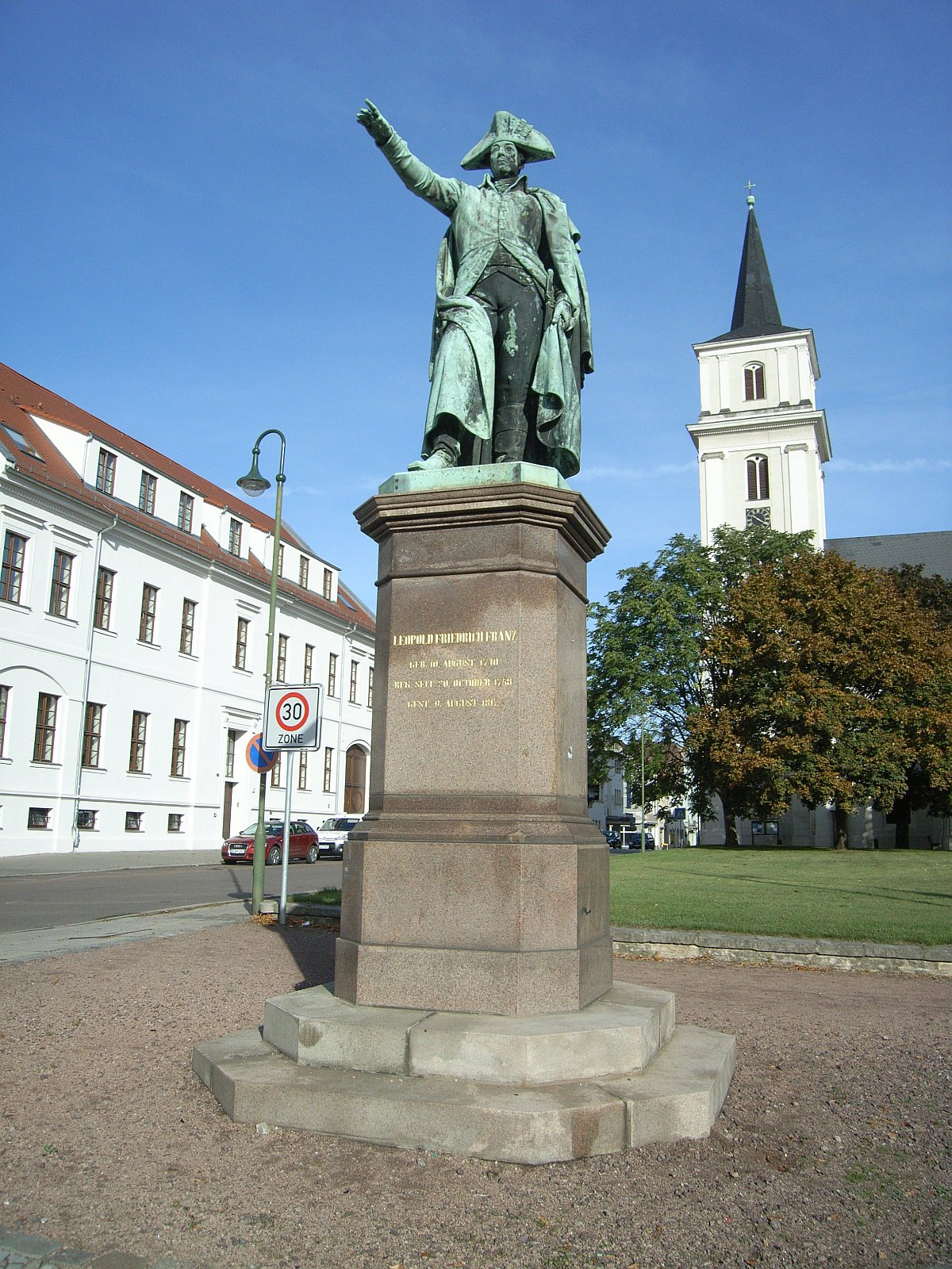 Autokratie oder konsensorientiertes Regiment? Fürst Leopold III. Friedrich Franz von Anhalt-Dessau (1758-1817) und seine Regierung aus dem Kabinett