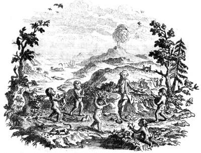 """Titelblatt: """"Der Naturforscher"""" herausgegeben von J. E. I. Walch, Erstes Stück, Halle 1774."""
