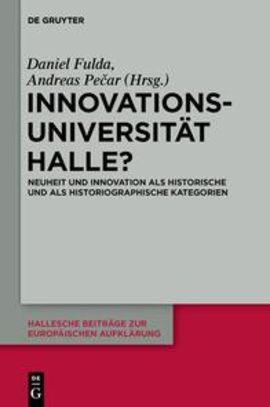 Innovationsuniversität Halle?